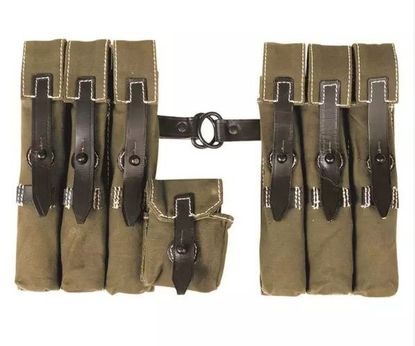 German WWII MP38/40 Magazine Pouch - repro