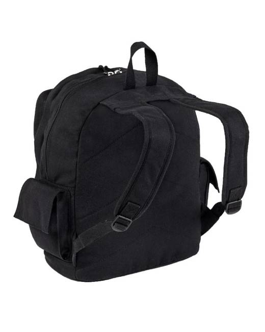 ′RED STAR′ CITY RUCKSACK - BLACK - MILTEC