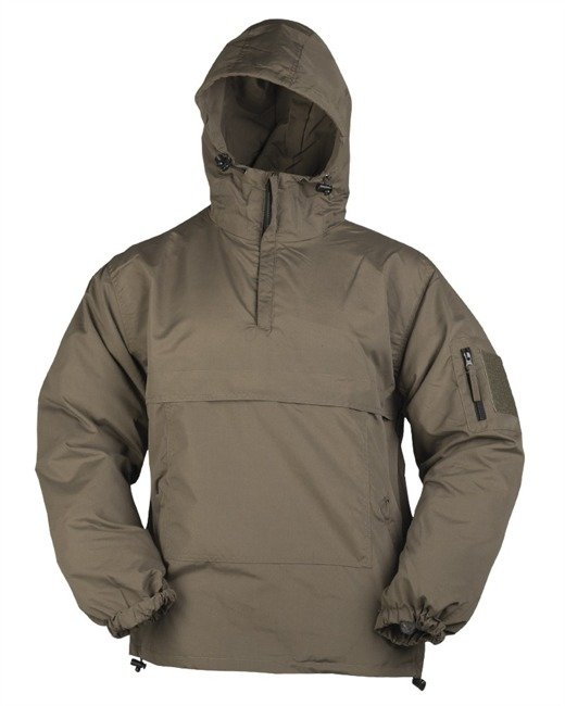 COMBAT UNLINED SUMMER ANORAK, OD