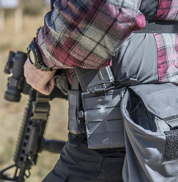 COMPETITION RAPID CARBINE POUCH - COYOTE - HELIKON