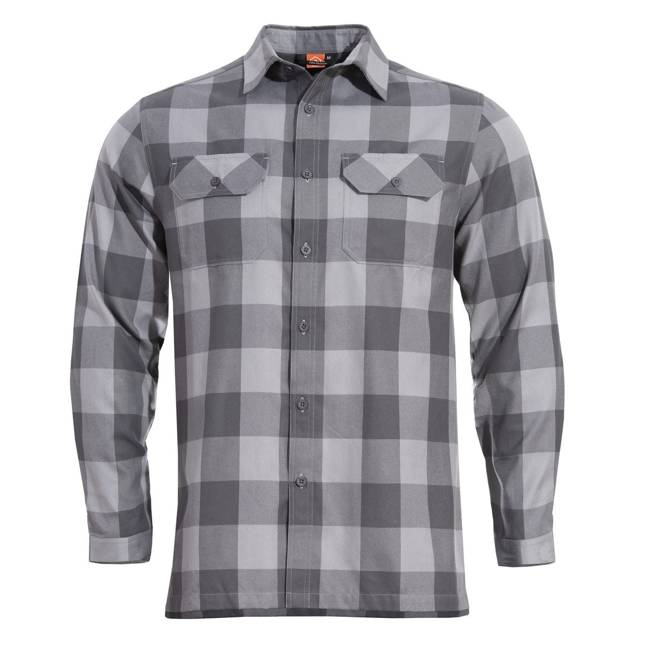 DRIFTER FLANNEL SHIRT - WG CHECKS - PENTAGON