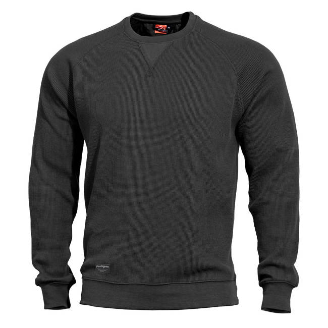 ELYSIUM SWEATER - BLACK - PENTAGON