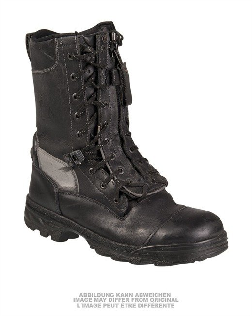 GERMAN BALTES® BOOTS FOR RESCUE STAFF USED