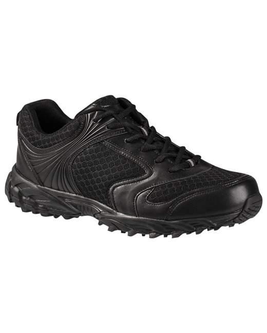 GERMAN BLACK OUTDOOR SPORT SHOES