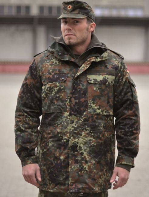 GERMAN GENUINE FLECTAR PARKA