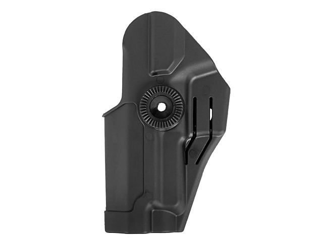 HIGH-TECH POLYMER HOLSTER FOR P220/225/226/228/229 - BLACK [CYTAC]