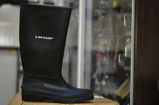 Highboots Dunlop Pricemastor Black
