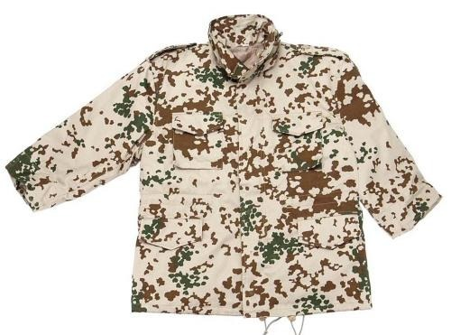 JACKET KIDS US M65 TROPICAL CAMO