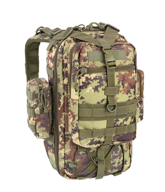 ONE DAY TACTICAL BACKPACK 25 l Vegetato Italiano