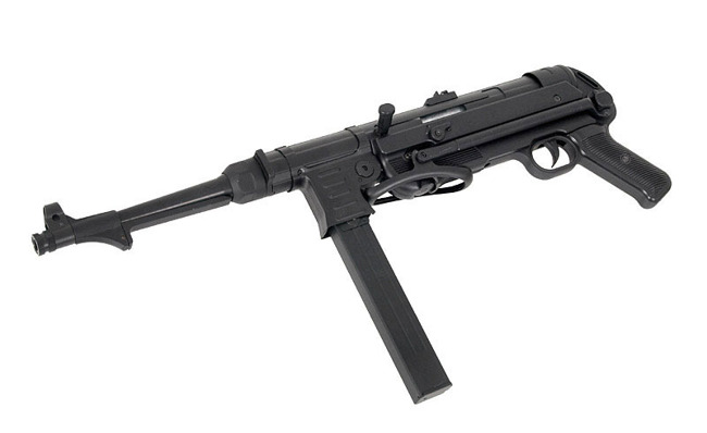 Replica Submachine Gun MP007 Full Metal [Airsoft Gun