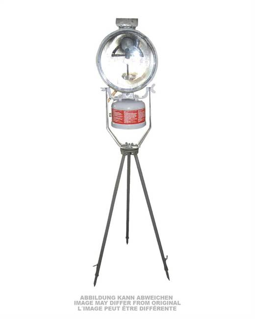 SWISS TILLEY GAS LAMP - USED