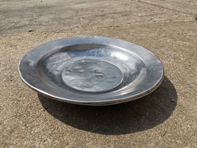 Stainless steel plate Romanian surplus