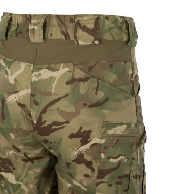 URBAN TACTICAL SHORTS FLEX 11 POLYCOTTON TWILL - MP CAMO - HELIKON