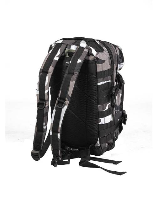 US ASSAULT SMALL BACKPACK - URBAN - MILTEC