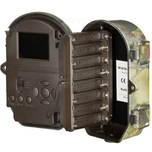 VIDEO CAMERA FOR HUNTING  - 16 MP - IR 20 M - BRESSER 3310003