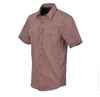 Covert Concealed Carry Short Sleeve Shirt - Red
