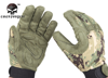 Hunting Shooting EMERSON Tactical Lightweight Camouflage Gloves airsoft wargame gear gloves EM8718 AOR2