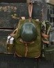 Military Olive Romanian Retro Rucksack - RSR Romanian army (like new)
